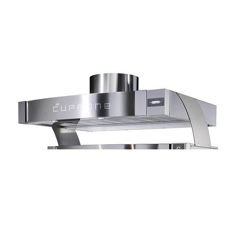Cuppone Michelangelo KML435NT Χοάνη για Σύνδεση με Φυσικό Εξαερισμό - 1188x1292x567mm