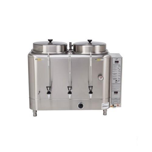 Curtis RU600 Μηχανή Καφέ Φίλτρου Ανοξείδωτη Με 2 Κάδους 22,7 lt - Παραγωγή Καφέ: επαγγελματικός εξοπλισμός   μηχανές καφέ   συσκευές για bar  επαγγελματικός εξοπ
