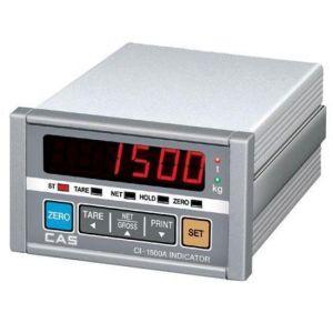 CAS CI-1560A Εξωτερικός Ενδείκτης Βάρους Ρεύματος LED - 100x140x60mm