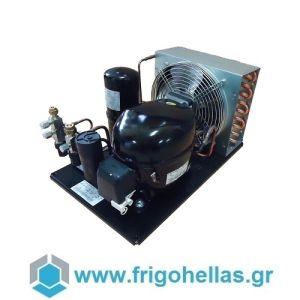 Embraco-Aspera UNE2125GK (1/3 HP - R404a - 230Volt) Original Ψυκτικό Μηχάνημα Κατάψυξης Χωρίς Φιάλη - 671ΤΑ8212AA