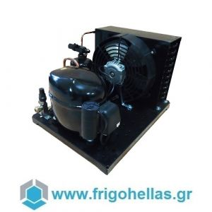 Embraco-Aspera NE2134GK (3/8+ HP Ενισχυμένο - R404a - 230Volt) Ψυκτικό Μηχάνημα Κατάψυξης Με Φιάλη