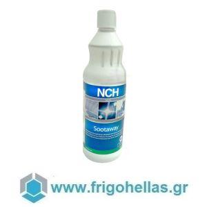 NCH Europe SOOTAWAY Υγρό Απολιπαντικό για επιφάνειες που έρχονται σε επαφή με Τρόφιμα (Συσκευασία: 1Lit - Αραίωση από: 1/5 έως 1/50)