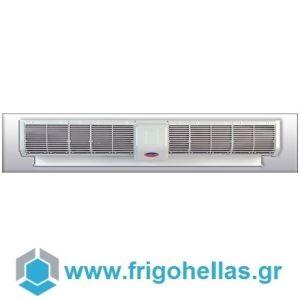 OLEFINI - ΟΛΕΦΙΝΗ KEH-16W Αεροκουρτίνες Θερμαινόμενες Χαμηλής Παροχής (Πλάτος Πόρτας: 160cm - Μοτέρ: Κέντρο)