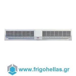 OLEFINI - ΟΛΕΦΙΝΗ KEH-24 Αεροκουρτίνες Θερμαινόμενες Υψηλής Παροχής (Πλάτος Πόρτας: 120cm - Μοτέρ: Κέντρο)