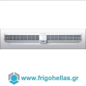 OLEFINI - ΟΛΕΦΙΝΗ KWH-26 Αεροκουρτίνες Θερμαινόμενες Με Νερό Υψηλής Παροχής (Πλάτος Πόρτας: 160cm - Μοτέρ: Κέντρο)