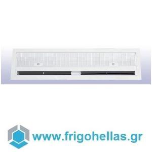 OLEFINI - ΟΛΕΦΙΝΗ RSEH-34 Αεροκουρτίνες Οροφής-ΚασΣετας Θερμαινόμενες Χαμηλής Παροχής (Πλάτος Πόρτας: 120cm)