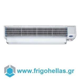 OLEFINI - ΟΛΕΦΙΝΗ mini-800S Αεροκουρτίνες  Θερμαινόμενες Χαμηλής Παροχής 230Volt (Πλάτος Πόρτας: 80cm - Μοτέρ: Δεξιά)