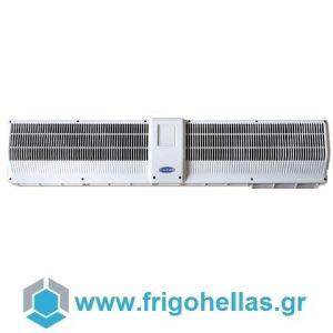 OLEFINI - ΟΛΕΦΙΝΗ KEH-44 Αεροκουρτίνες Θερμαινόμενες Πλαστικές Χαμηλής Παροχής (Πλάτος Πόρτας: 120cm - Μοτέρ: Κέντρο)