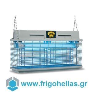 MOEL 307A Εντομοπαγίδα Ηλεκτρική με Λάμπα UV (Κατάλληλο για 430τετ.)