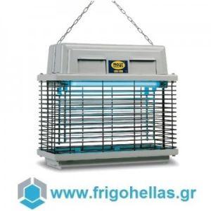 MOEL 304 Εντομοπαγίδα Ηλεκτρική με Λάμπα UV (Κατάλληλο για 160τετ.)