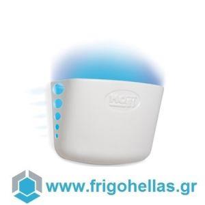 MOEL 399 Εντομοπαγίδα Ηλεκτρική Επιτοίχια- Απλίκα με Λάμπα UV (Κατάλληλο για 50τετ.)