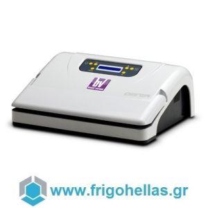 Besser Vacuum bv Omnia (330mm) Μηχάνημα Συσκευασίας Κενού Vacuum 13l/min - Εξωτερικής Εφαρμογής - Μήκος Συγκόλλησης: 1x330mm