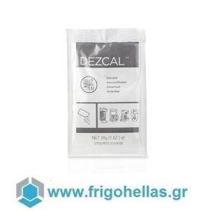 URNEX DEZCAL Καθαριστικό Αλάτων Για Μηχανές Καφέ