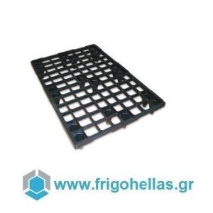 110Black Mάυρη Πλαστική Παλέτα - Ευρωπαλέτα (Στατικό φορτίο: 1400kg / 1200x800x135mm)