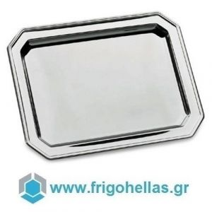 LACOR 65046 (46x36cm) Δίσκος Οκτάγωνος Inox 460x360mm