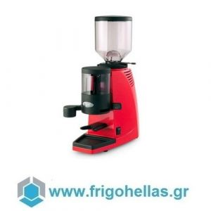 La San Marco SM92A Κόκκινος Αυτόματος Μύλος Καφέ Χρωματιστός - Παραγωγής: 8,5Kg/h