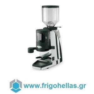 La San Marco SM92A Χρωμίου Αυτόματος Μύλος Καφέ με Μεταλλικό Χρώμα - Παραγωγής: 8,5Kg/h