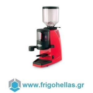 La San Marco SM97A Κόκκινος Αυτόματος Μύλος Καφέ Χρωματιστός - Παραγωγής: 13Kg/h