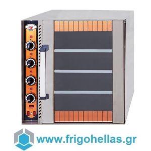 NORTH CRETE  Ηλεκτρικός Φούρνος 380Volt  (Δώρο 1 Μαχαίρι VictorInox)