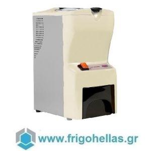JOHNY AK/14 EXTRA Παγοθραύστης Μπέζ (80kg/h max) (Δώρο 1 Μαχαίρι VictorInox) (Εξουσιοδοτημένο service του Κατασκευαστή)