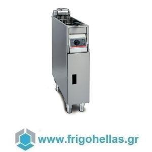 Fri Fri BASIC211 Επιδαπέδια Φριτέζα Ηλεκτρική 14Lit Με Χειροκίνητο Πάνελ - 200x650x950mm