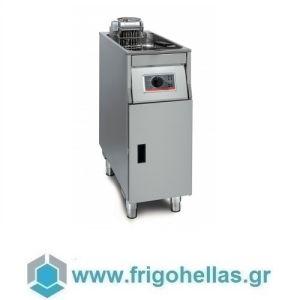 Fri Fri BASIC311 Επιδαπέδια Φριτέζα Ηλεκτρική 15Lit Με Χειροκίνητο Πάνελ - 300x650x950mm