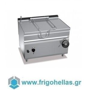 BERTOS E9BR12-I+RM Ανατρεπόμενο Τηγάνι Ηλεκτρικό 120Lit Με Lift - 1200x900x900mm
