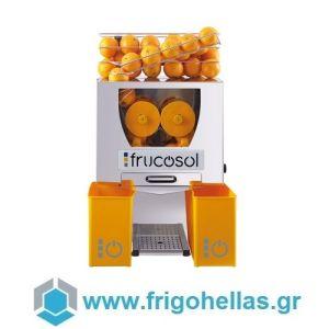 Frucosol F50 Πορτοκαλοστίφτης Αυτόματος - Αποχυμωτής Εσπεριδοειδών & Ροδιών - Παραγωγή: 20-25 Φρούτα / Λεπτό