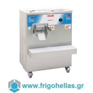 TELME COMBIGEL 3A Αερόψυκτος Παστεριωτής & Μηχανή Παραγωγής Παγωτού Με 2 Κάδους - Παραγωγή: 15-30Lit/h