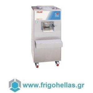 TELME PRATICA 35-50 Μηχανές Παραγωγής Παγωτού Artigianale Αερόψυκτες - Παραγωγή: 50Lit/h Έτοιμο Προιόν