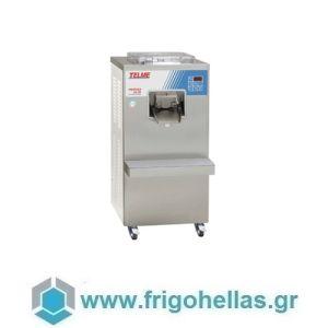 TELME PRATICA 15-25 Επιδαπέδιες Μηχανές Παραγωγής Παγωτού Artigianale Υδρόψυκτες - Παραγωγή: 25Lit/h Έτοιμο Προιόν