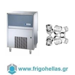 NTF SL 260A Παγομηχανή Ψεκασμού Με Αποθήκη (Παγάκι:17gr -  Παραγωγή: 100 kg / 24ωρο) (Υποστηρίζεται από Εξουσιοδοτημένο Service)