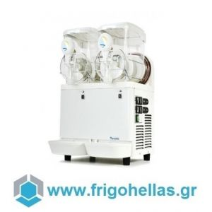 Sencotel G5 SUPER 5x2 Παγωτομηχανή Για Soft Ice (2x5lt) (Υποστηρίζεται από Εξουσιοδοτημένο Service)