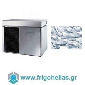 NTF SM 3300A Παγομηχανή Παγολέπι Flakes - Χωρίς Αποθήκη - Παραγωγή: 1500 kg / 24ωρο (Υποστηρίζεται από Εξουσιοδοτημένο Service)
