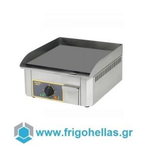 ROLLER GRILL PSR 400G Πλατό Ψησίματος Αερίου - Διαστάσεις Πλάκας: 400x400mm (Υποστηρίζεται από Εξουσιοδοτημένο Service)
