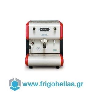 LA SAN MARCO 85 FLEXA E1 Κόκκινη Ηλεκτρονική Αυτόματη Δοσομετρική Μηχανή Καφέ Espresso ( Group: 1 )