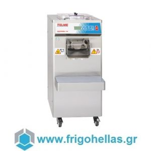 TELME PASTOGEL 3-6 Αερόψυκτος Παστεριωτής & Μηχανή Παραγωγής Παγωτού - Παραγωγή: 10-35Lit/h