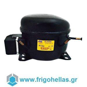 ACC Cubigel GL45AA (1/8HP / 230Volt / R134a) Κομπρεσέρ Ψυγείων Κατάψυξης (ex Electrolux)