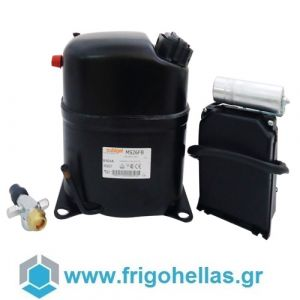 ACC Cubigel MX26FB ( 1HP / 230Volt / R404a) Κομπρεσέρ Ψυγείων Κατάψυξης (ex Electrolux)