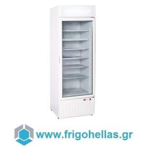 Alfa Frigor NV500F (414lit) Επαγγελματικά Ψυγεία Κατάψυξης με Ψυχόμενα Ράφια-Ελληνικής Κατασκευής-680x610x1990mm