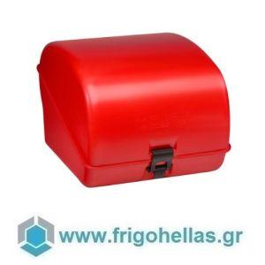 AVATHERM Ergoline 100315 Ισοθερμικό Κιβώτιο Μεταφοράς για Delivery Κόκκινο-55x72x48cm