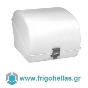AVATHERM Ergoline 100325 Ισοθερμικό Κιβώτιο Μεταφοράς για Delivery Άσπρο- 55x72x48cm