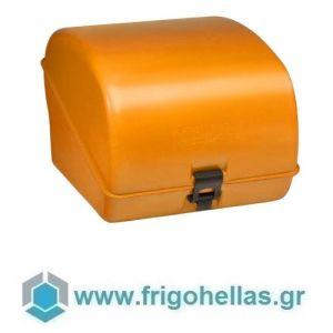 AVATHERM Ergoline 100330 Ισοθερμικό Κιβώτιο Μεταφοράς για Delivery Πορτοκαλί-55x72x48cm