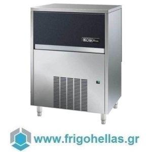 BELOGIA C134 A HC ABS Παγομηχανές (Παγάκι Συμπαγές: 18gr - Παραγωγή: 134kg/24h) (Υποστηρίζεται από εξουσιοδοτημένο Service)