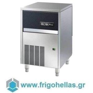 BELOGIA C48 A HC  Παγομηχανές (Παγάκι Συμπαγές: 18gr - Παραγωγή: 48kg/24h) (Υποστηρίζεται από εξουσιοδοτημένο Service)