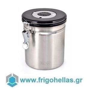 BELOGIA CSC 911003 (1,2 Lit) (Σετ 7 Τεμαχίων) Inox Δοχείο Αποθήκευσης Καφέ