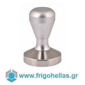 BELOGIA CTHA 260001 (53mm) Πατητήρι Καφέ με Ρυθμιζόμενο Ύψος - Λαβή: Ασημί