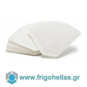 BELOGIA #2 Χάρτινα Φίλτρα 1-4 Φλιτζάνια (set 40 φίλτρων)