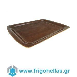 Bertoli 28 R AS (280x200mm) Δίσκοι Σερβιρίσματος Ορθογώνιοι Από Μελαμίνη Αντιολισθητικός - 280x200mm