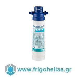 BWT water+more bestcare S (12.000 lt Νερό) Φίλτρο Νερού & Κεφαλή Δικτύου (Για Νερό Με Επιβαρυμένο με Παθογόνους Οργανισμούς) - Σύνδεση: 3/8